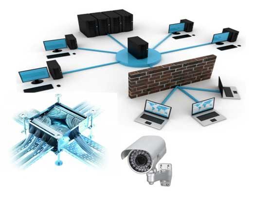 Soluciones de Seguridad y Control