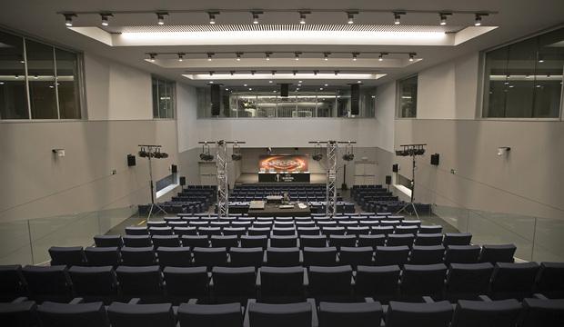 Auditorio del metropolitano
